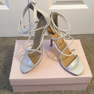 BRAND NEW—NEVER WORN Chinese Laundry Strappy Heals